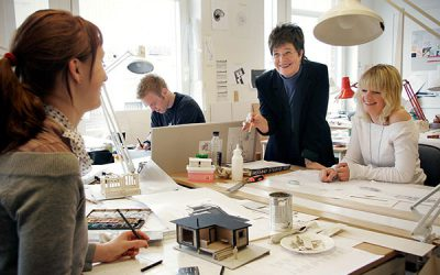 Kvinnor tar plats – arkitekter i 100 år. Göteborg 1920–2020