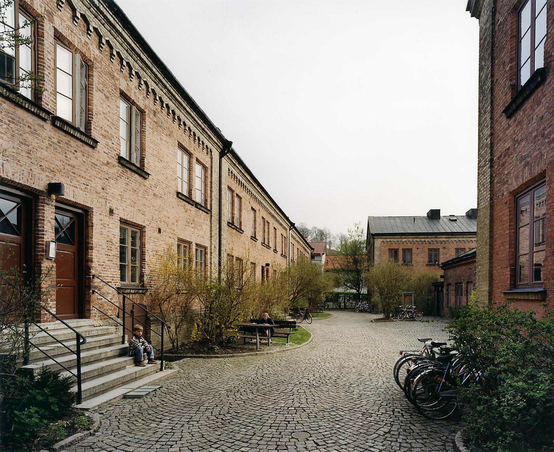 Haga Dicksonska stiftelsen arkitekt Adolf Edelsvärd. Foto Krister Engström 2013
