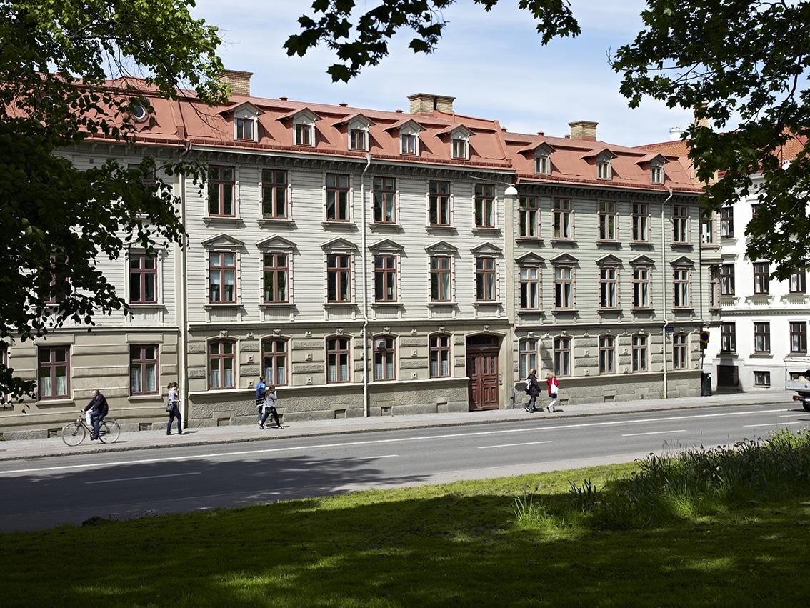 Landshövdingehus Sprängkullsgatan. Foto Krister Engström 2013
