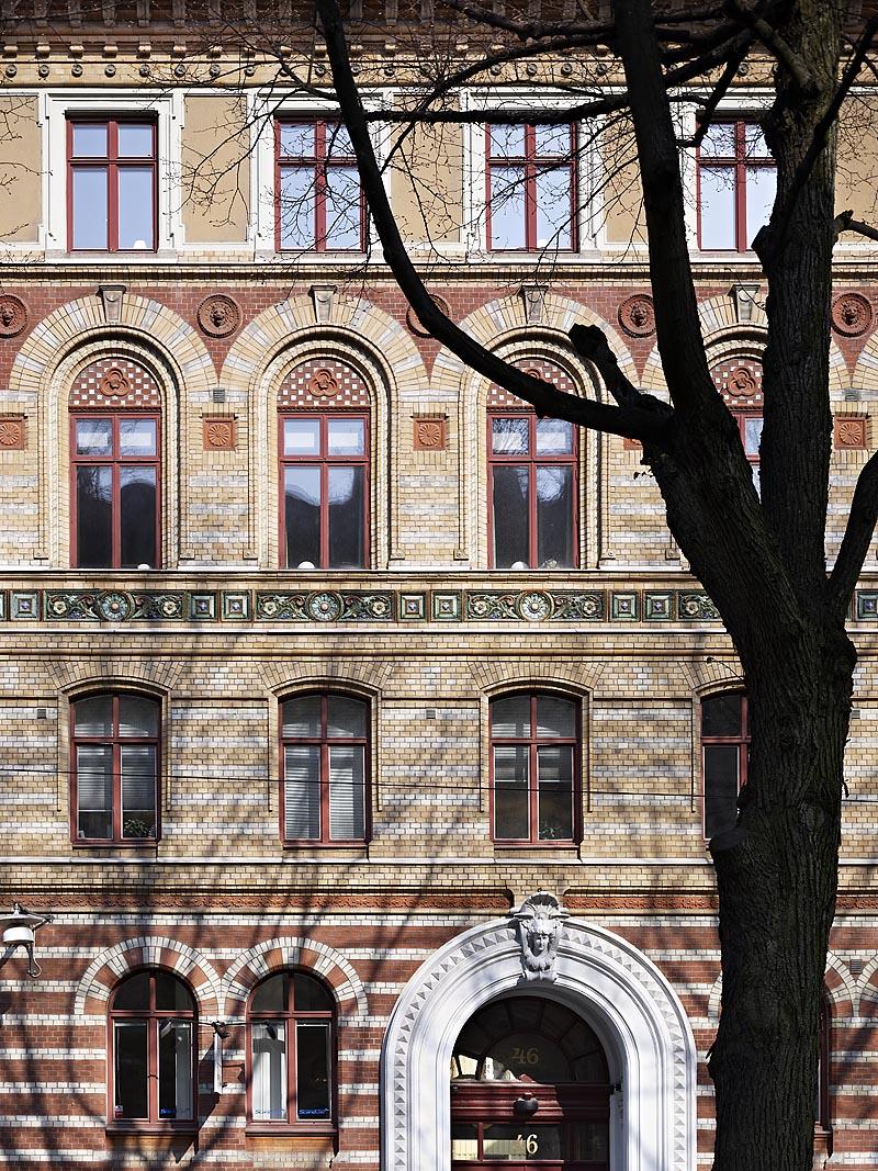 Vasagatan 46 arkitekt Hans Hedlund. Foto Krister Engström 2013