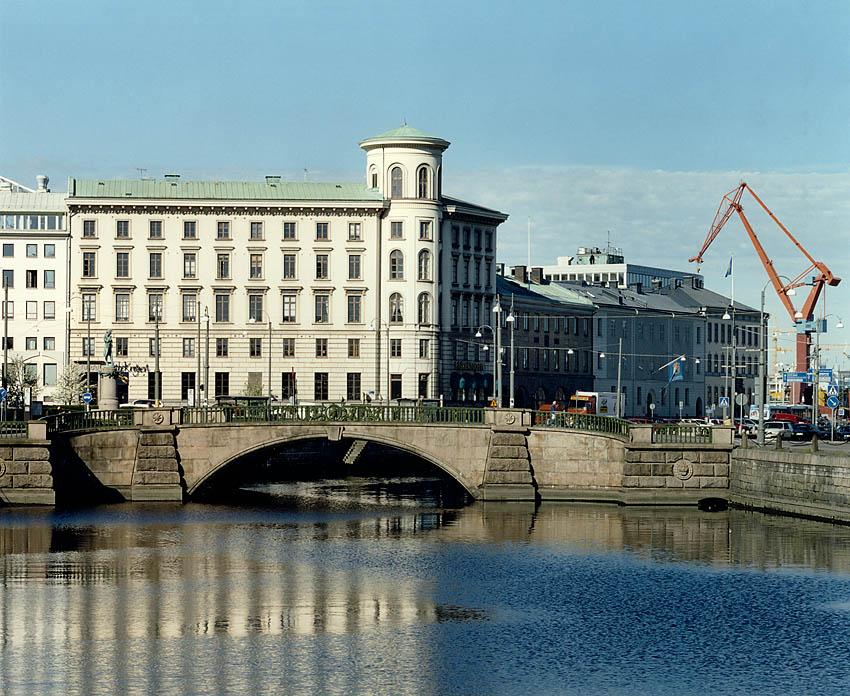 Wijkska huset arkitekt Adolf Edelsvärd 1853. Foto Krister Engström 2013