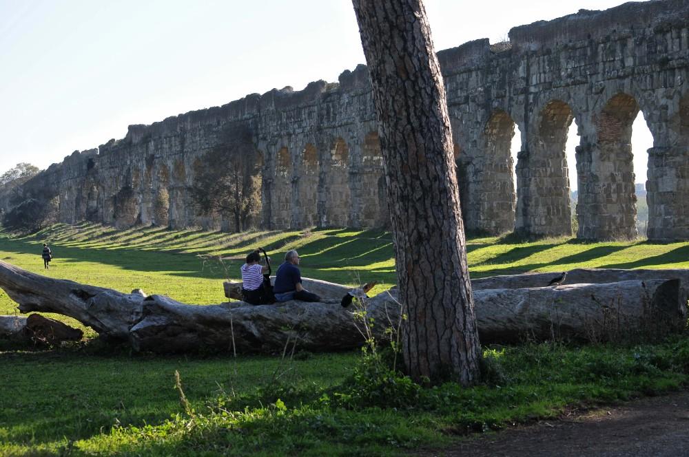 Parco degli Acquedotti, foto Bjur arkitekter 2014